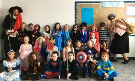 Ramsgate Arts Primary School Superheroes, Wizards and Princesses