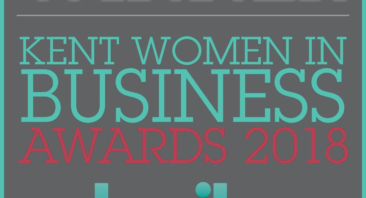 Winner, Kent Women in Business Awards