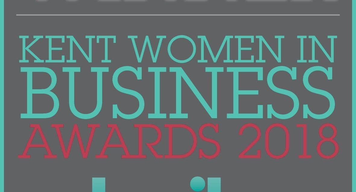 Winner, Kent Women in Business Awards