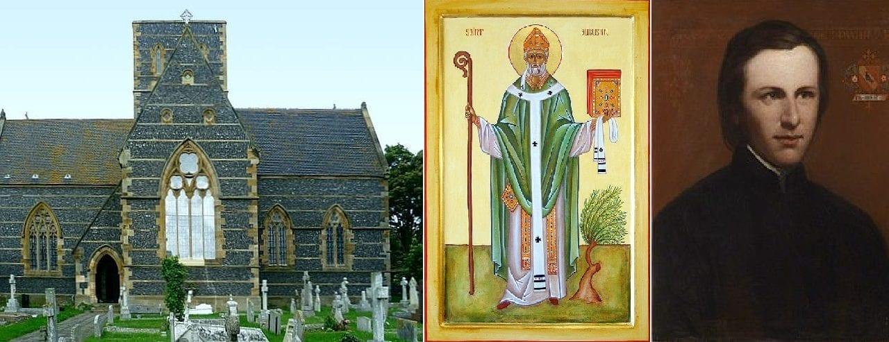 MEET PUGIN AND ST. AUGUSTINE ….. by Deividas, St Ethelbert's