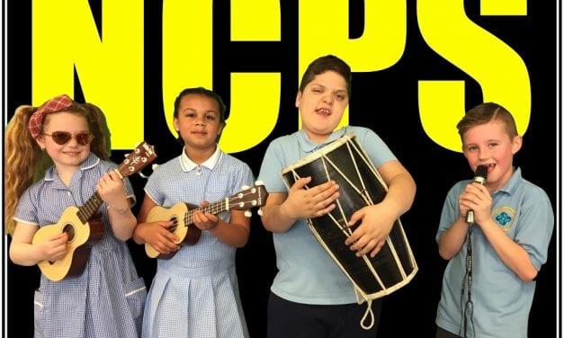 Newington Community Primary School Hear From Punk Idols 'The Damned'