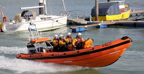 Here is the Latest Blog from Margate RNLI Community Safety Officer, Andy Mills