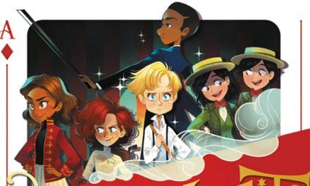 """Joshua, one of our new Young Reporters reviews the book """"The Magic Misfits"""" by Neil Patrick Harris"""