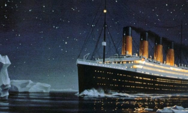 """The Day The Titanic Sunk"" ….. by Young Reporter, Maria"