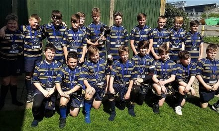 Wanderers' Under 13s Win Kent Bowl Final
