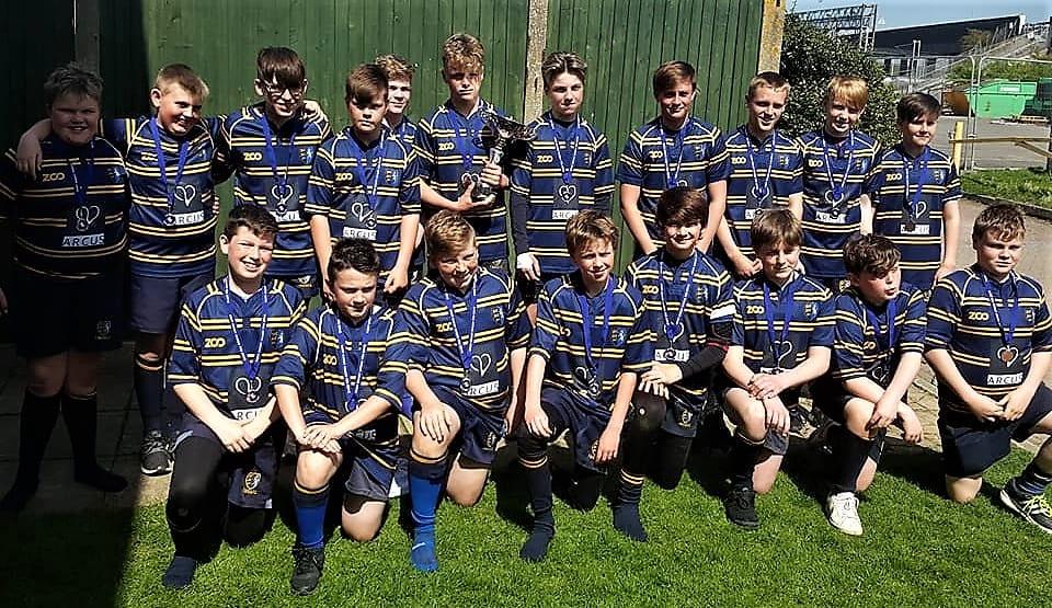 Wanderers' Under 13s Win Kent Bowl Final