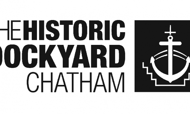 Young Reporter, Rose, visits The Historic Dockyard, Chatham … check out her Vlog of the trip
