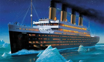 """The Great Titanic"" ….. by Young Reporter, Neve"