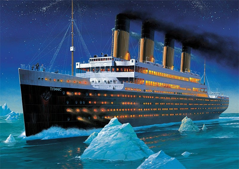"""""""The Great Titanic"""" ….. by Young Reporter, Neve"""