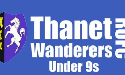 Thanet Wanderers U9s at the East Kent Festival