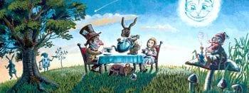 Alice in Wonderland Sat 28th July