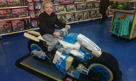 Young Reporter, Luca, visits Legoland
