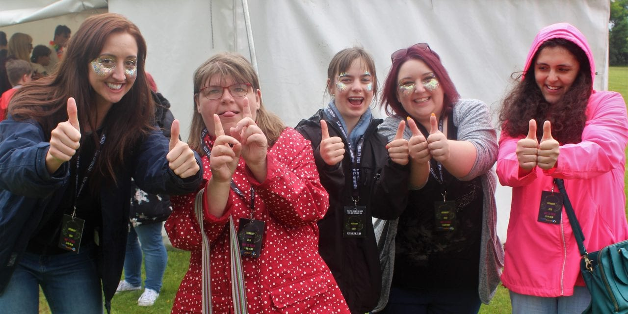 Fantastic Festability Receives 'Thumbs Up' From Festival Fans
