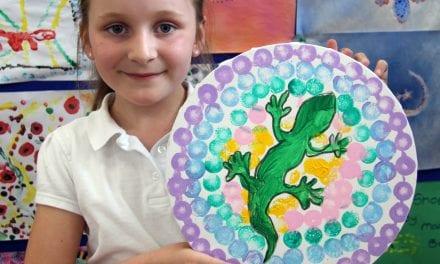Inspiring Aboriginal Art