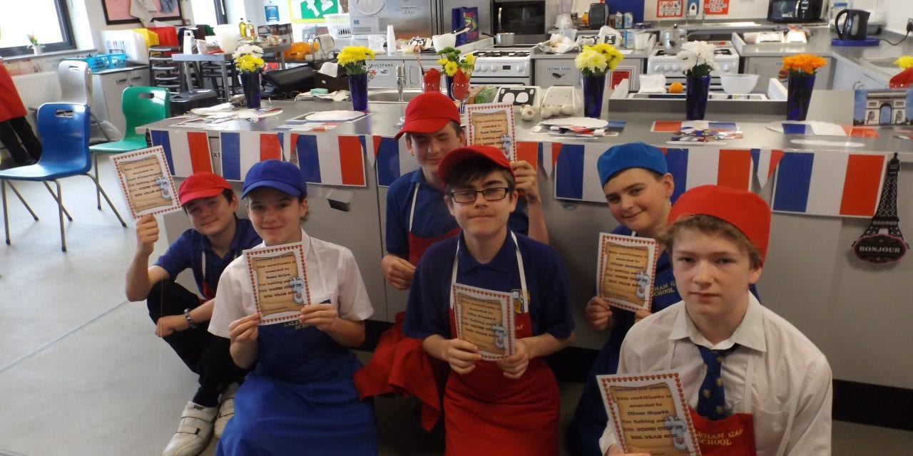 Laleham Gap Young Chef of the Year – Better than Bake Off!