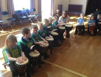 Banging the Drum for Learning
