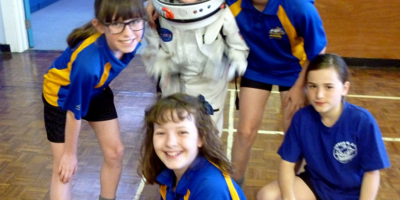 Upton Junior School Mission to Mars