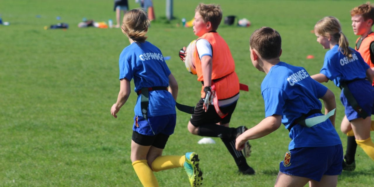 Local Schools Shine at Whitstable Rugby Festival