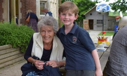Grandparents Day and Musical May at Northbourne Park School