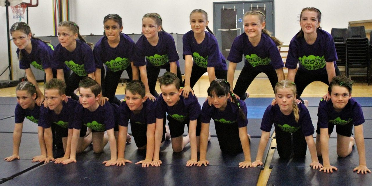 Superb Talent On Show At Canterbury Dance Competition