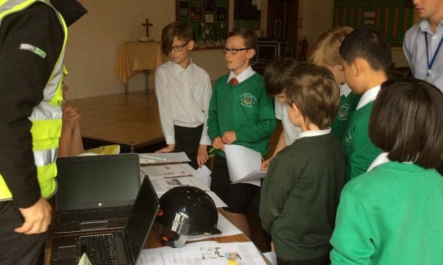 Raising Aspirations at St Laurence in Thanet