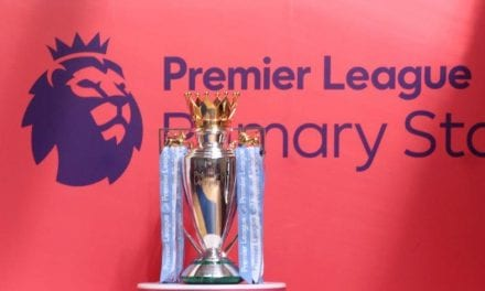 Garlinge Primary School Pupils thrilled as Premier League Trophy comes to their school