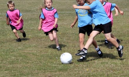 Newington Scores With Its Own World Cup