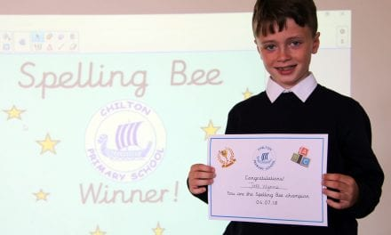 Spelling Bee Gets Pupils Buzzing