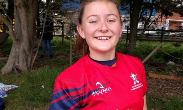 Dane Court Grammar School Student at Paris World Games