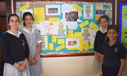 Refugee Week at Northbourne Park School
