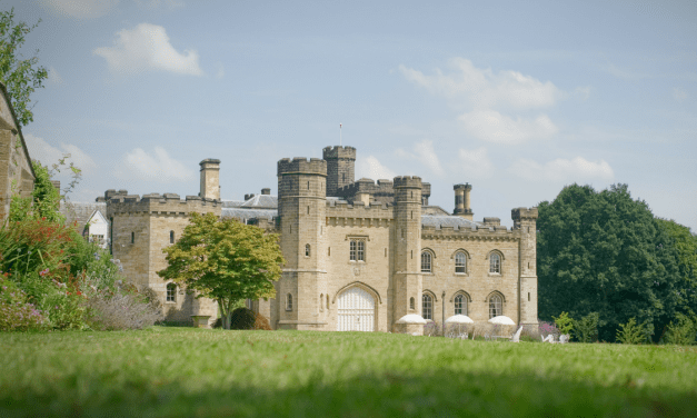 Young Reporter, Olivia, visits Chiddingstone Castle