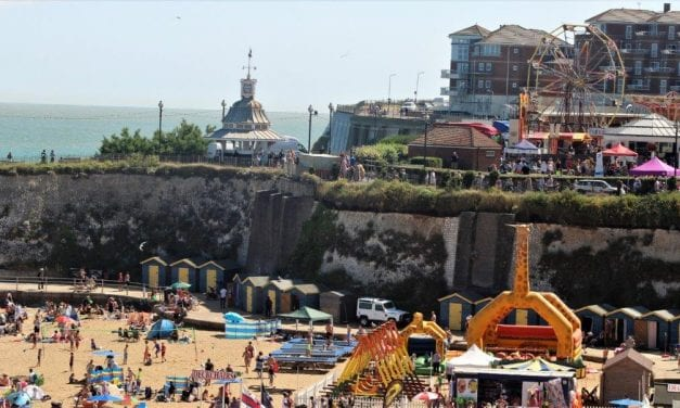 Broadstairs Water Gala Brings Memories Flooding Back