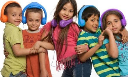 Raise your children to be polite, buy them headphones!