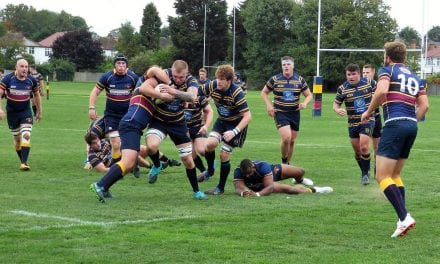 OLD COLFEIANS RFC 59 – 17 THANET WANDERERS RUFC