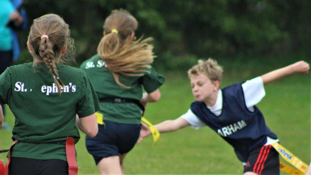 Tag Rugby – a great introduction to the full game