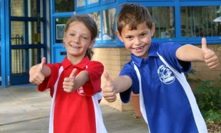 Look Smart, Be Smart at Upton Junior School