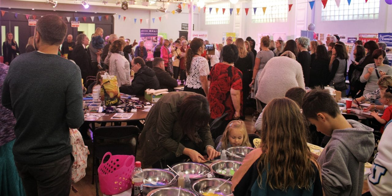 Crowds Flock to Silver Sunday Event at Dreamland
