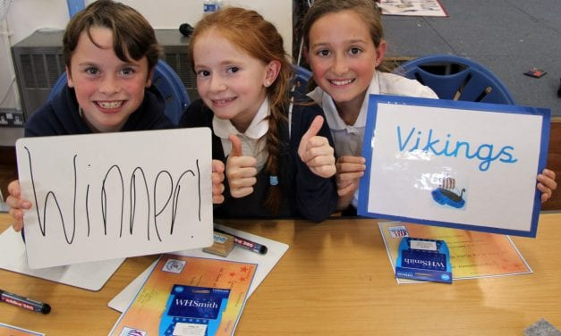 Vikings Victorious in New-Look Maths Mastermind