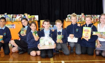 Bumper Harvest Festival At Newington CPS