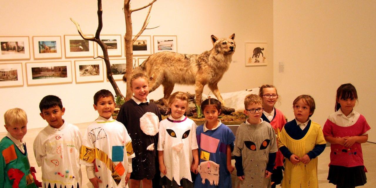 RAPS Explores Animals and Us