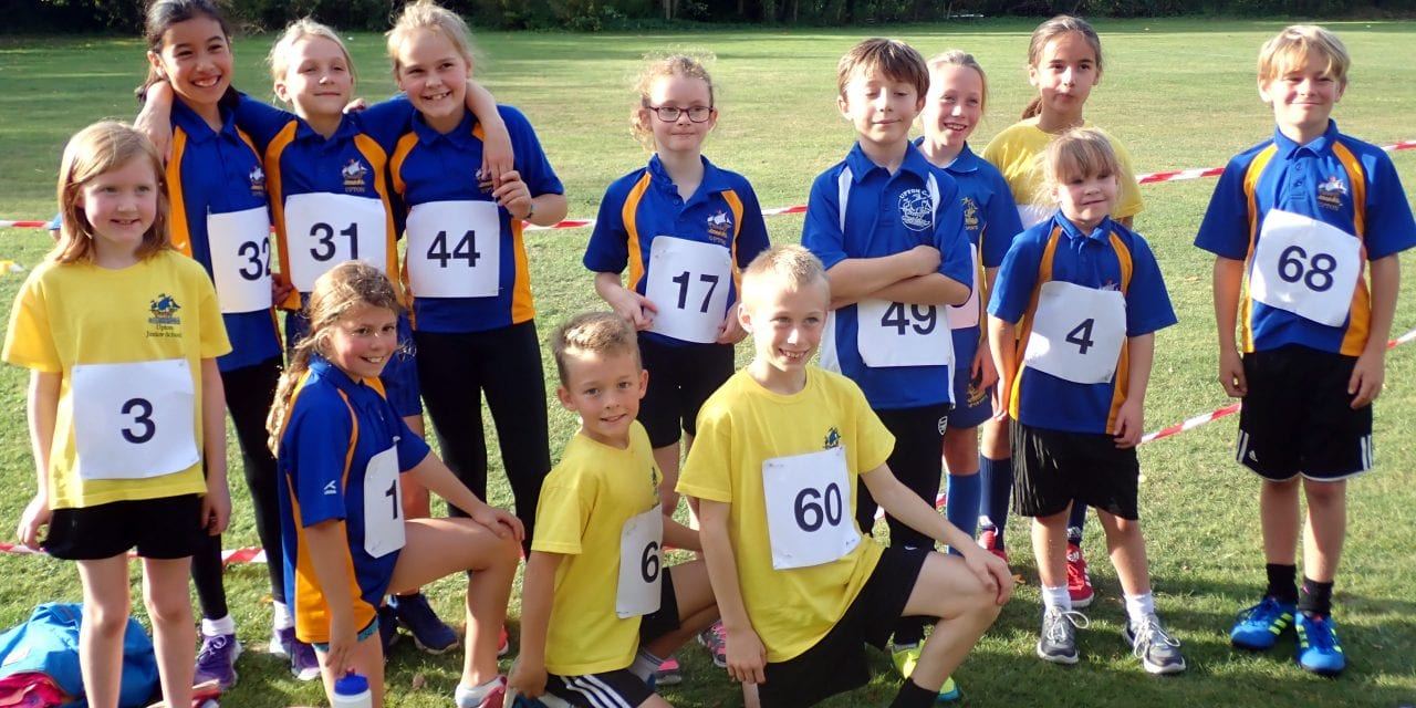 Young Athletes Shine for Upton