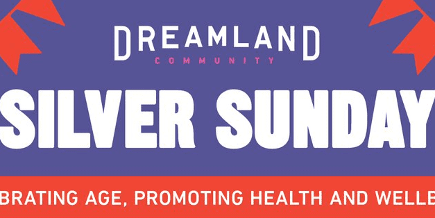 Young Reporter, Matilda, visits 'Silver Sunday' event at Dreamland