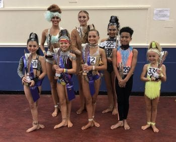 Local Dancers win at Nationwide Finals in Blackpool
