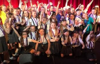 St. Peters School Singing Success