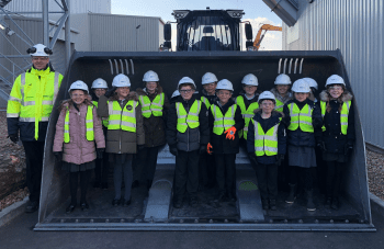 Pupils Explore 'Amazing' Power Plant