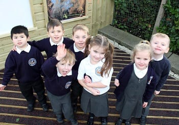 It's Brilliant! – Reception Pupils Love New Play Area