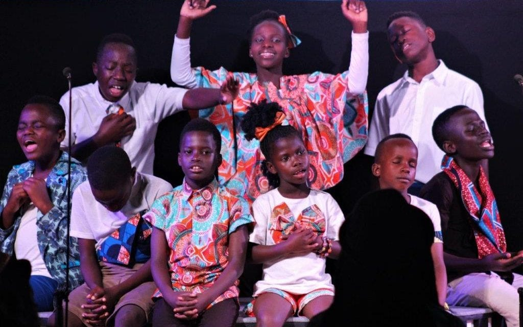 Watoto Children's Choir Visit St Martin's Church