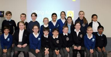 Pupils Show Top Literacy Skills