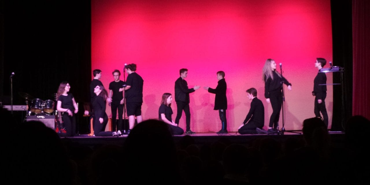 Coastal Academies Trust, A Musical Medley