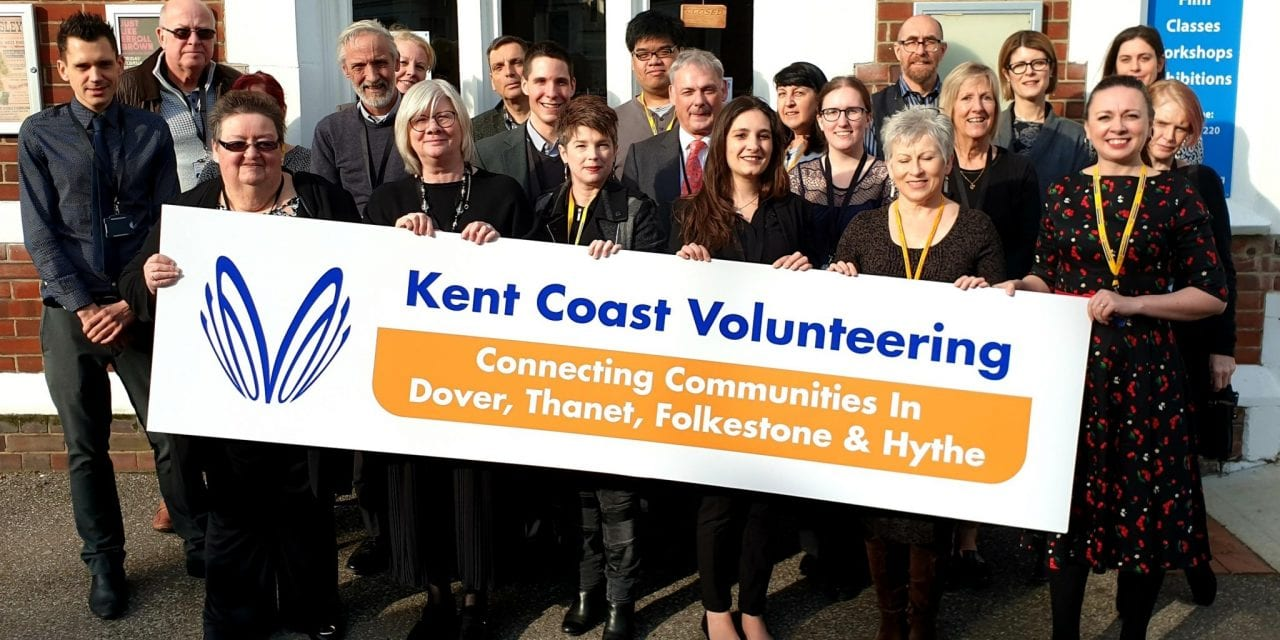 LAUNCH OF NEW VOLUNTEER SERVICE: Kent Coast Volunteering